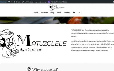 Matuzolele website