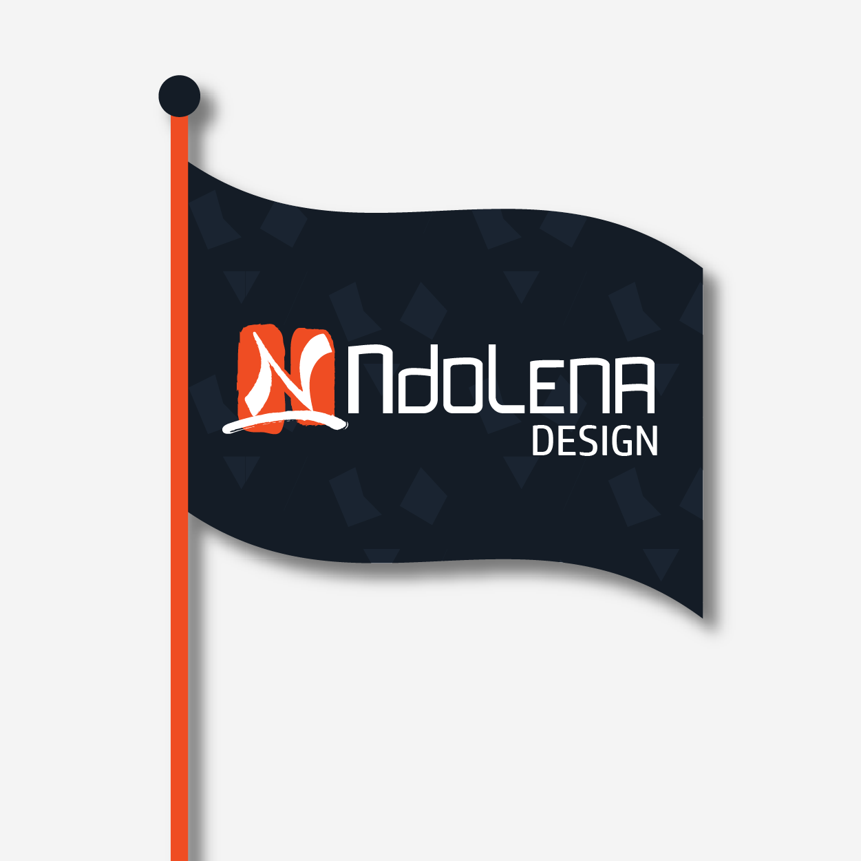 Ndolena Design - flag